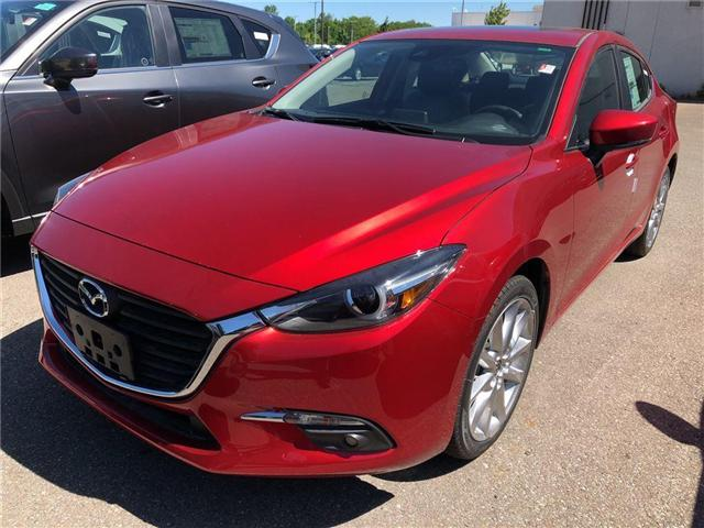 2018 Mazda Mazda3 GT (Stk: 16283) in Oakville - Image 1 of 5