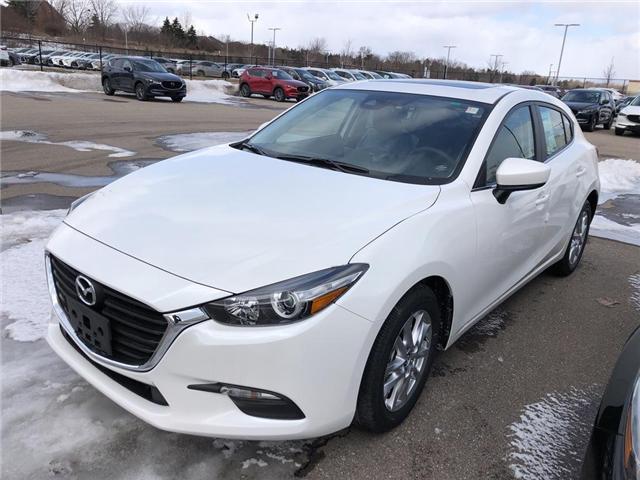 2018 Mazda Mazda3 GS (Stk: 16446) in Oakville - Image 1 of 5