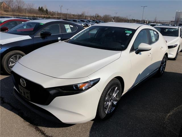 2019 Mazda Mazda3 GS (Stk: 16540) in Oakville - Image 1 of 5