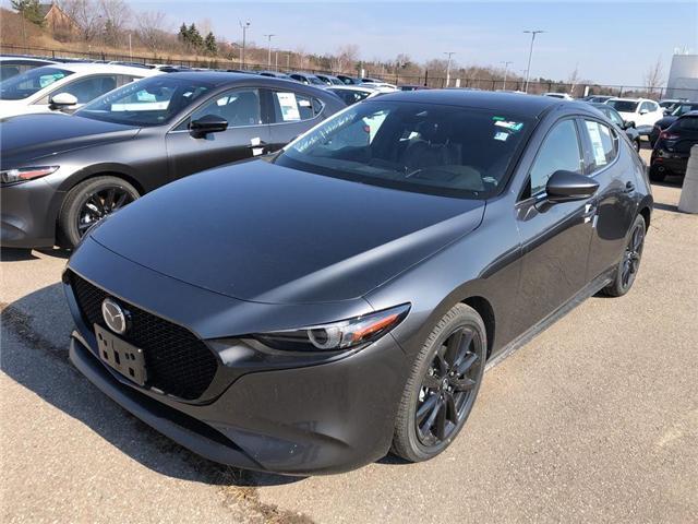 2019 Mazda Mazda3 GT (Stk: 16555) in Oakville - Image 1 of 5