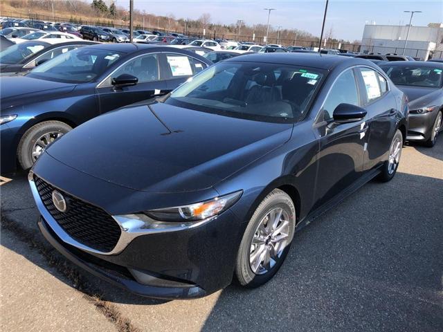 2019 Mazda Mazda3 GS (Stk: 16565) in Oakville - Image 1 of 5