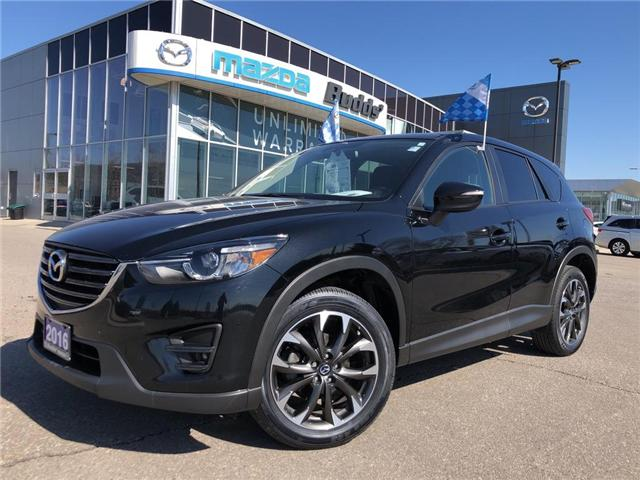 2016 Mazda CX-5 GT (Stk: 16520A) in Oakville - Image 1 of 21
