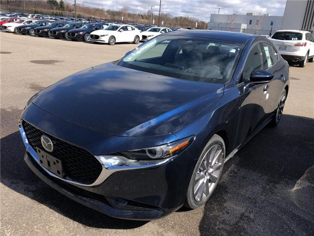 2019 Mazda Mazda3 GT (Stk: 16598) in Oakville - Image 1 of 5