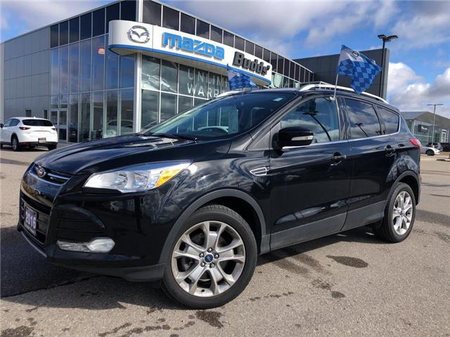 2016 Ford Escape Titanium (Stk: P3386) in Oakville - Image 1 of 20