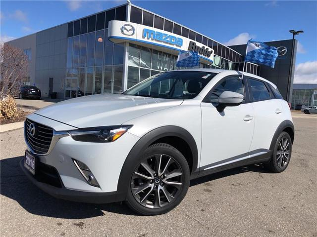 2016 Mazda CX-3 GT (Stk: 16475A) in Oakville - Image 1 of 21