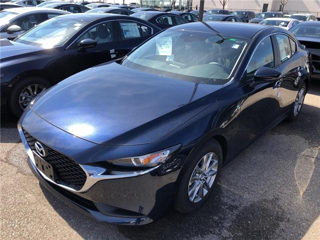 2019 Mazda Mazda3 GX (Stk: 16610) in Oakville - Image 1 of 5