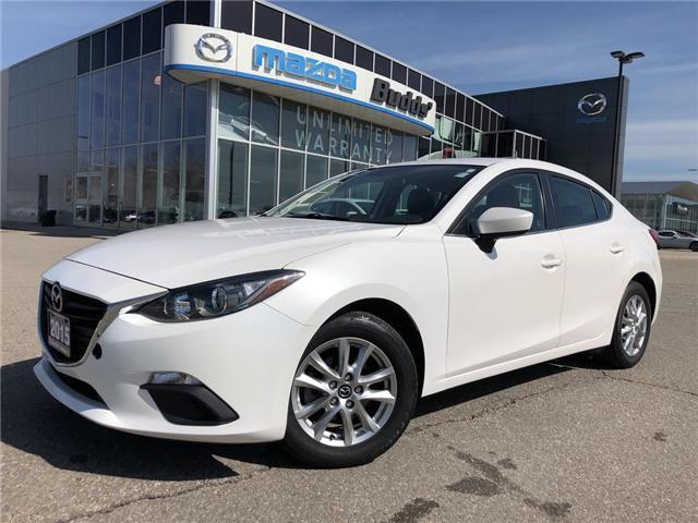 2015 Mazda Mazda3 GS (Stk: P3426) in Oakville - Image 1 of 19