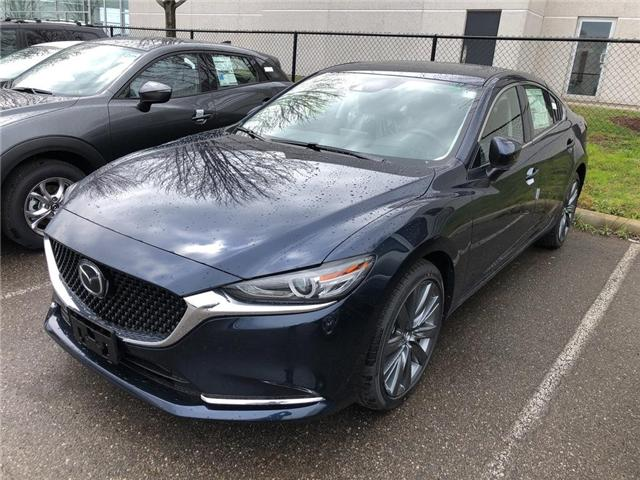 2019 Mazda MAZDA6 GT (Stk: 16655) in Oakville - Image 1 of 5