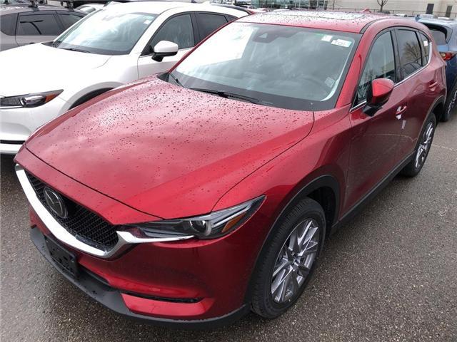 2019 Mazda CX-5 GT w/Turbo (Stk: 16651) in Oakville - Image 1 of 5