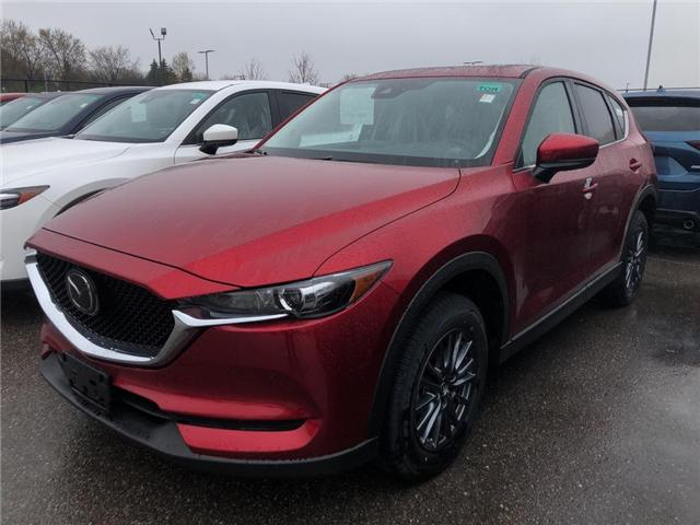 2019 Mazda CX-5 GS (Stk: 16514) in Oakville - Image 1 of 5