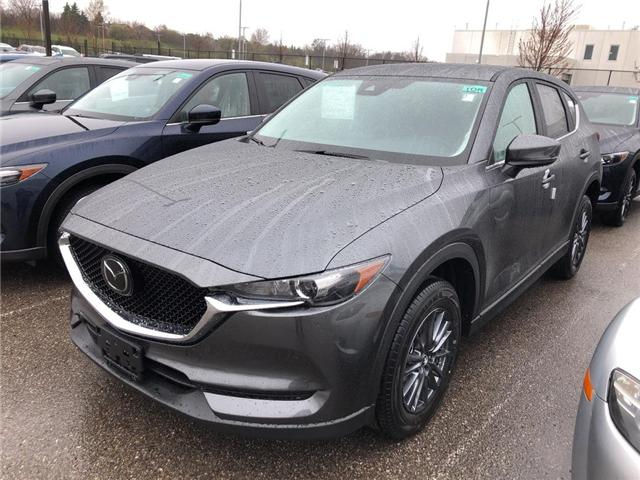 2019 Mazda CX-5 GS (Stk: 16676) in Oakville - Image 1 of 5