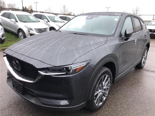 2019 Mazda CX-5 Signature (Stk: 16675) in Oakville - Image 1 of 5