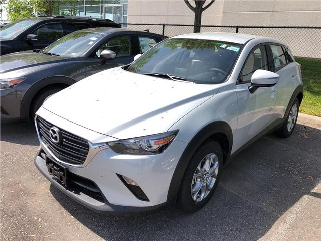 2019 Mazda CX-3 GS (Stk: 16712) in Oakville - Image 1 of 5