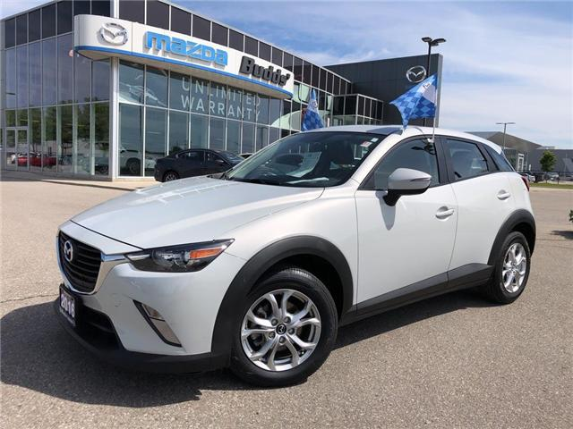 2016 Mazda CX-3 GS (Stk: 16699A) in Oakville - Image 1 of 19