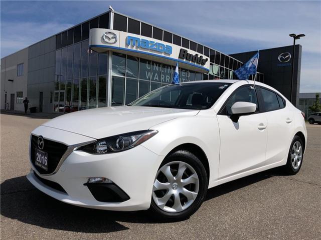 2016 Mazda Mazda3 GX (Stk: P3458) in Oakville - Image 1 of 19