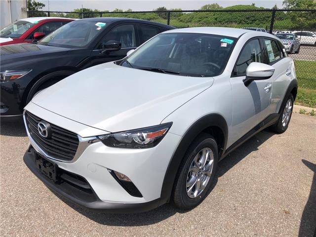 2019 Mazda CX-3 GS (Stk: 16724) in Oakville - Image 1 of 5
