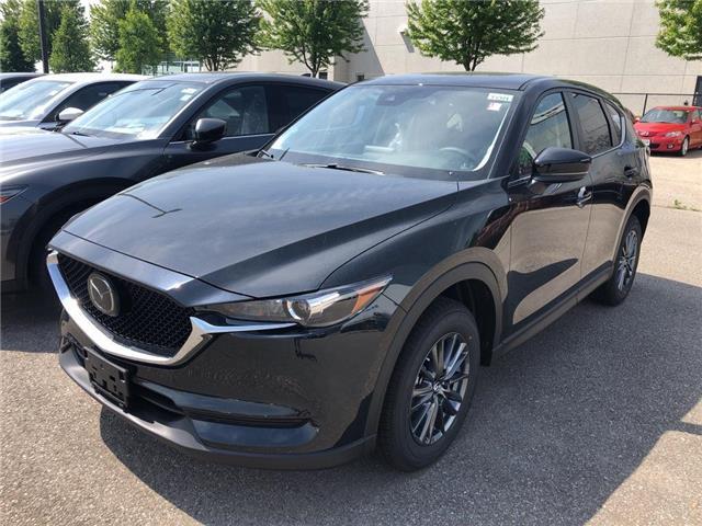2019 Mazda CX-5 GS (Stk: 16722) in Oakville - Image 1 of 5