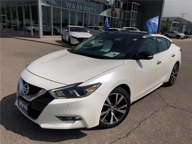 2016 Nissan Maxima SL (Stk: 16487A) in Oakville - Image 1 of 21