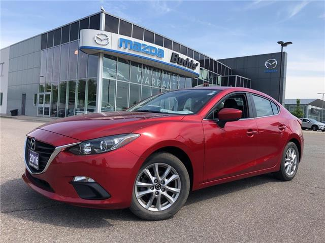 2016 Mazda Mazda3 GS (Stk: 16707A) in Oakville - Image 1 of 19
