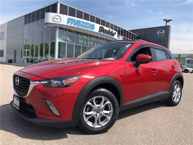 2016 Mazda CX-3 GS (Stk: 16720A) in Oakville - Image 1 of 21