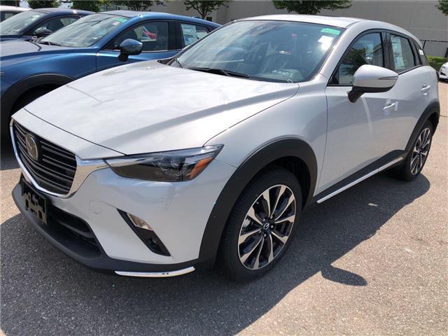 2019 Mazda CX-3 GT (Stk: 16350) in Oakville - Image 1 of 5