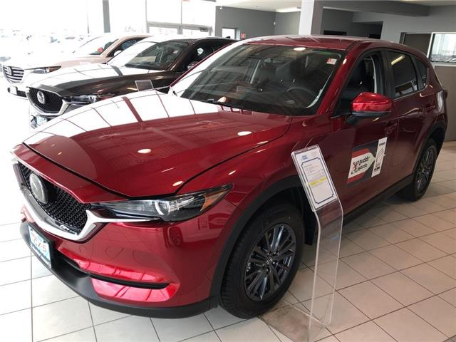 2019 Mazda CX-5 GS (Stk: 16473) in Oakville - Image 1 of 5