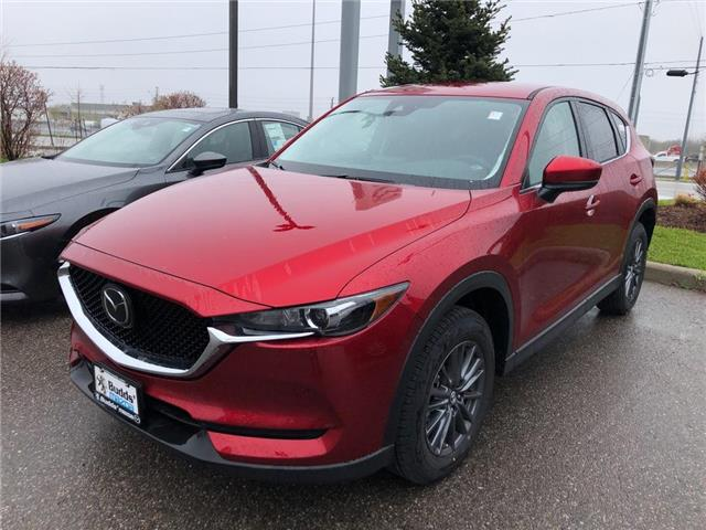 2019 Mazda CX-5 GS (Stk: 16490) in Oakville - Image 1 of 5