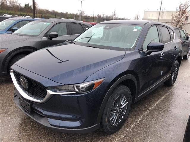 2019 Mazda CX-5 GS (Stk: 16499) in Oakville - Image 1 of 5