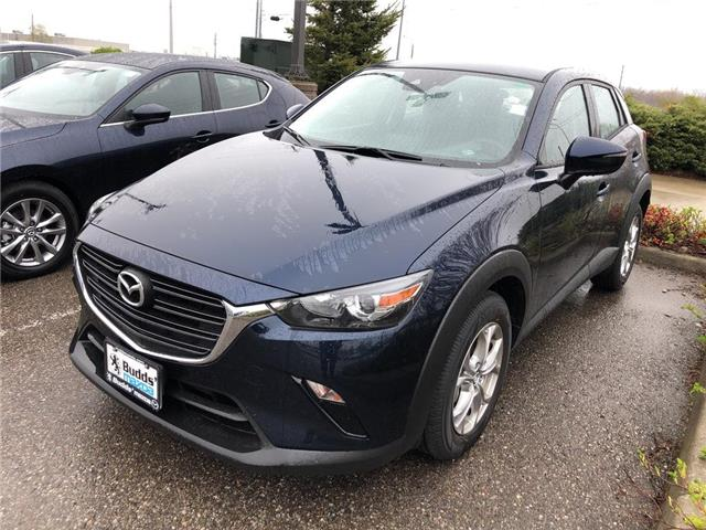 2019 Mazda CX-3 GS (Stk: 16519) in Oakville - Image 1 of 5