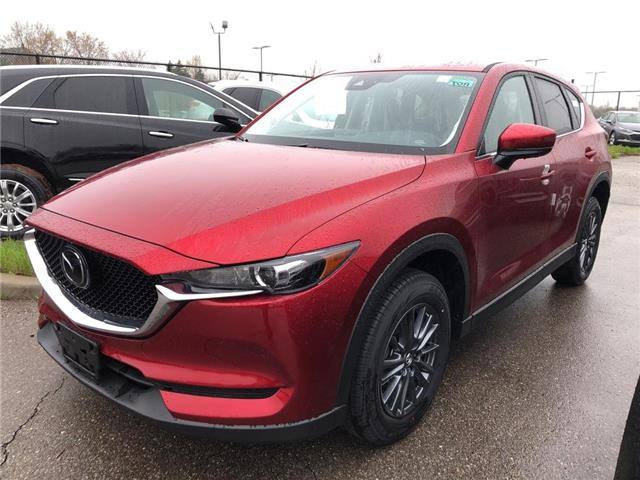 2019 Mazda CX-5 GS (Stk: 16523) in Oakville - Image 1 of 5