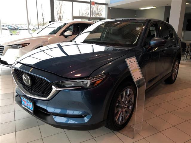 2019 Mazda CX-5 GT w/Turbo (Stk: 16534) in Oakville - Image 1 of 5