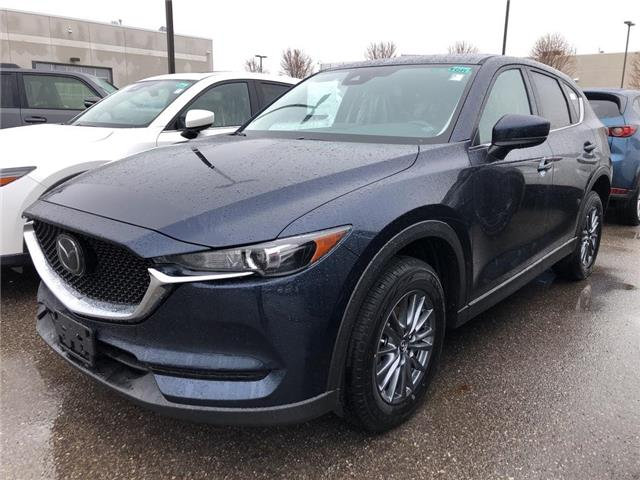 2019 Mazda CX-5 GX (Stk: 16543) in Oakville - Image 1 of 5