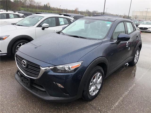 2019 Mazda CX-3 GS (Stk: 16546) in Oakville - Image 1 of 5