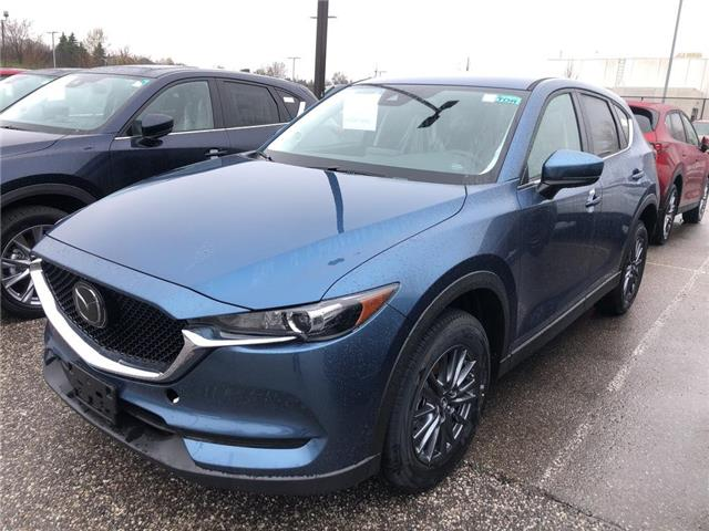 2019 Mazda CX-5 GS (Stk: 16496) in Oakville - Image 1 of 5