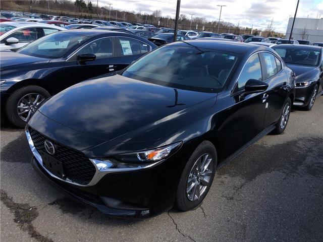 2019 Mazda Mazda3 GS (Stk: 16570) in Oakville - Image 1 of 5