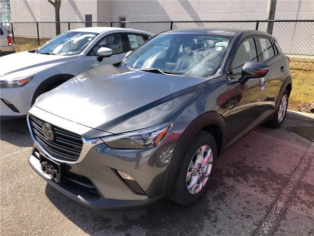 2019 Mazda CX-3 GS (Stk: 16584) in Oakville - Image 1 of 5
