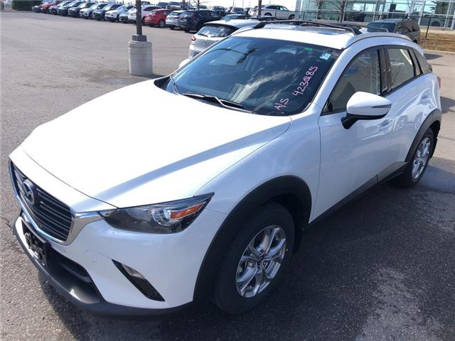 2019 Mazda CX-3 GS (Stk: 16605) in Oakville - Image 1 of 5