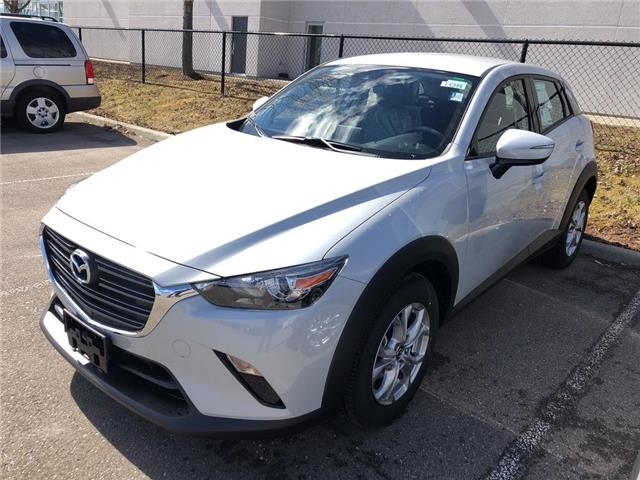 2019 Mazda CX-3 GS (Stk: 16608) in Oakville - Image 1 of 5