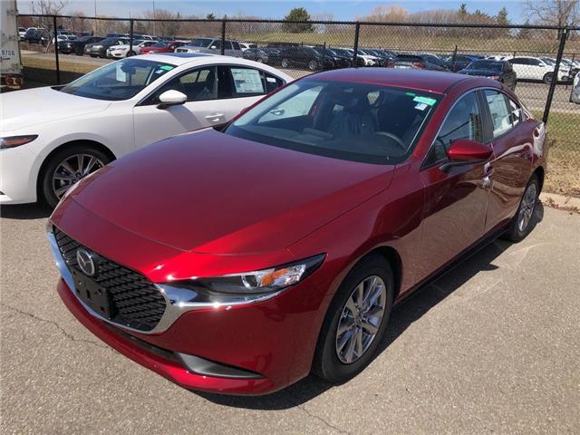 2019 Mazda Mazda3 GS (Stk: 16622) in Oakville - Image 1 of 5