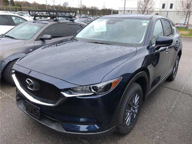 2019 Mazda CX-5 GX (Stk: 16642) in Oakville - Image 1 of 5