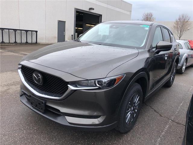 2019 Mazda CX-5 GS (Stk: 16646) in Oakville - Image 1 of 5