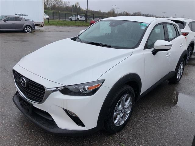 2019 Mazda CX-3 GS (Stk: 16649) in Oakville - Image 1 of 5