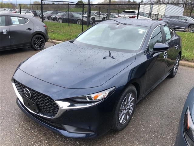 2019 Mazda Mazda3 GS (Stk: 16661) in Oakville - Image 1 of 5