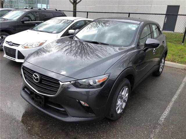 2019 Mazda CX-3 GS (Stk: 16668) in Oakville - Image 1 of 5