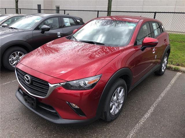 2019 Mazda CX-3 GS (Stk: 16667) in Oakville - Image 1 of 5
