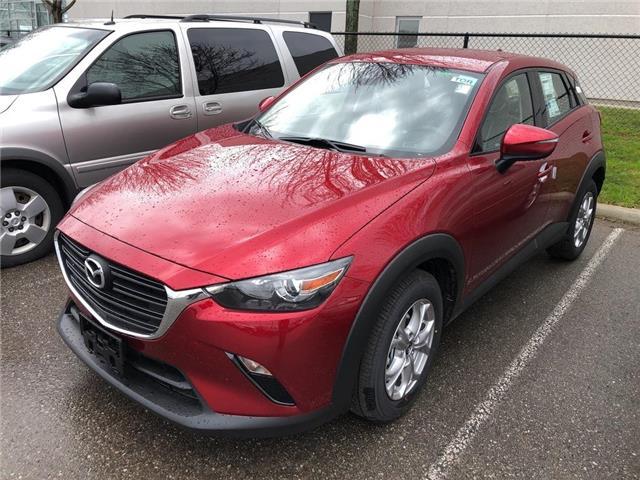 2019 Mazda CX-3 GS (Stk: 16669) in Oakville - Image 1 of 5
