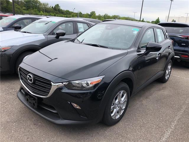 2019 Mazda CX-3 GS (Stk: 16687) in Oakville - Image 1 of 5