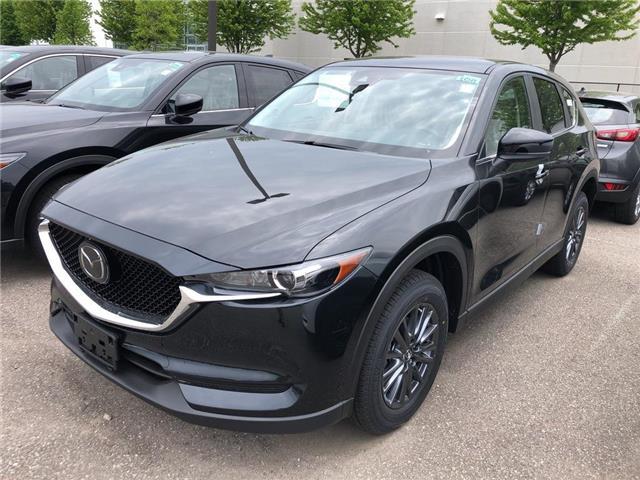 2019 Mazda CX-5 GS (Stk: 16696) in Oakville - Image 1 of 5