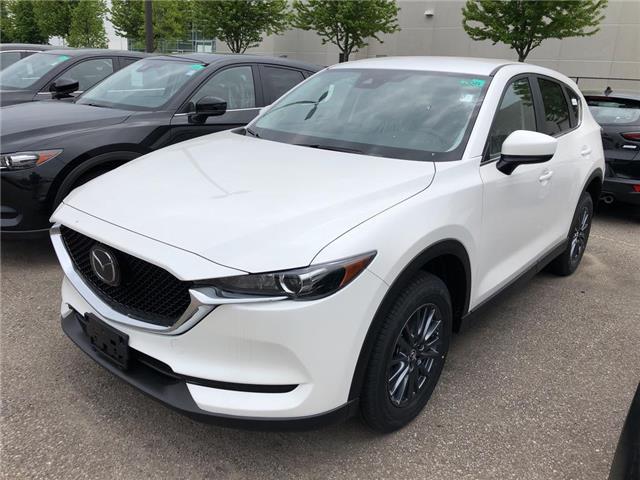 2019 Mazda CX-5 GS (Stk: 16697) in Oakville - Image 1 of 5