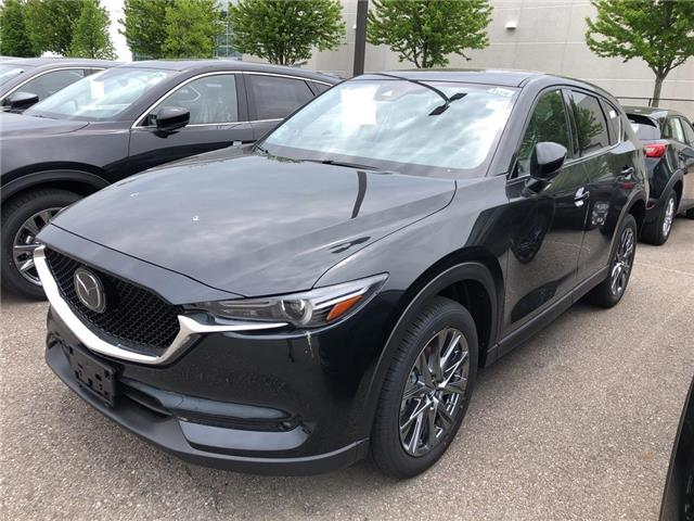 2019 Mazda CX-5 Signature (Stk: 16695) in Oakville - Image 1 of 5